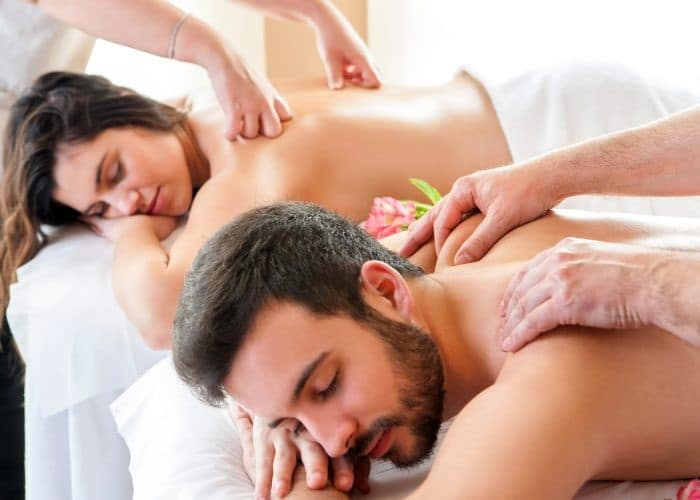 Massage Couple - Lausanne
