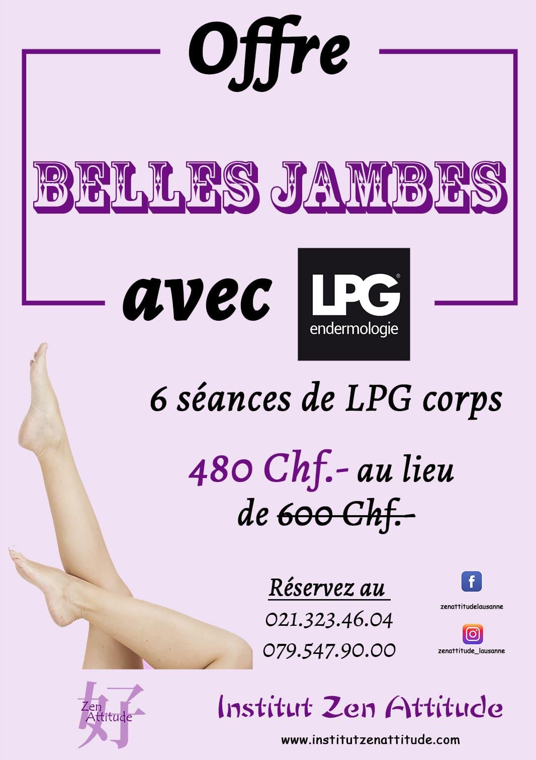 Cellu M6 LPG Lausanne
